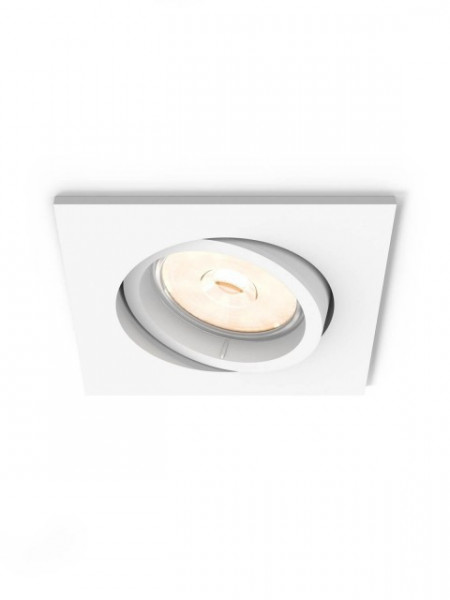 Imagens 50401/31/PN DONEGAL recessed white GU10 Ø furo 70mm IP20