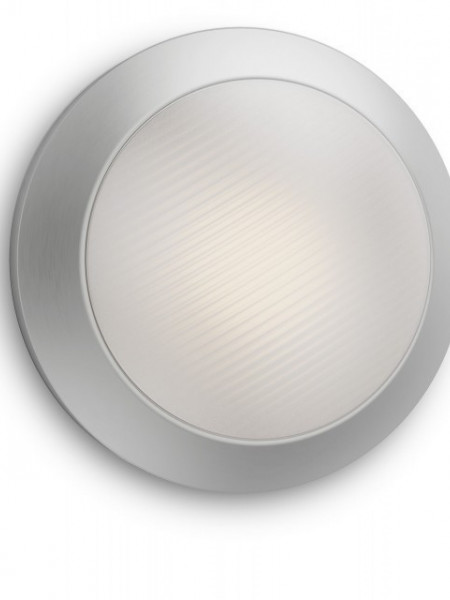 Imagens 17291/47/P3  Philips myGarden Wall light Halo inox LED 3W 320lm 4000K IP44
