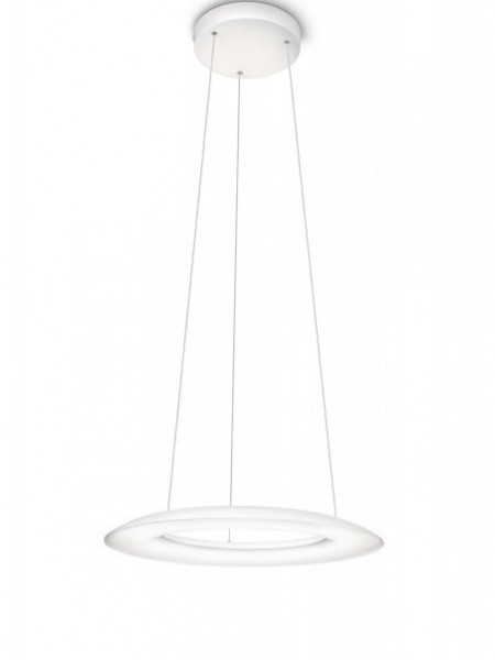 40902/31/16 Philips Ayr pendant LED white 8x2.5W 1500lm Dimável