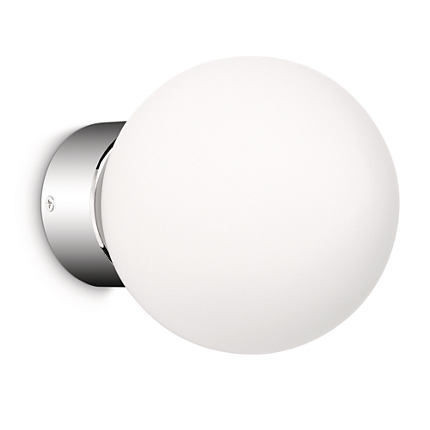 Imagens 34053/11/16 Philips Drops wall lamp chrome G9 - 42W 6360lm 2800K IP21
