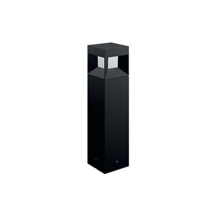 16481/30/P0 Philips myGarden Pedestal/post Parterre black LED 8W 800lm