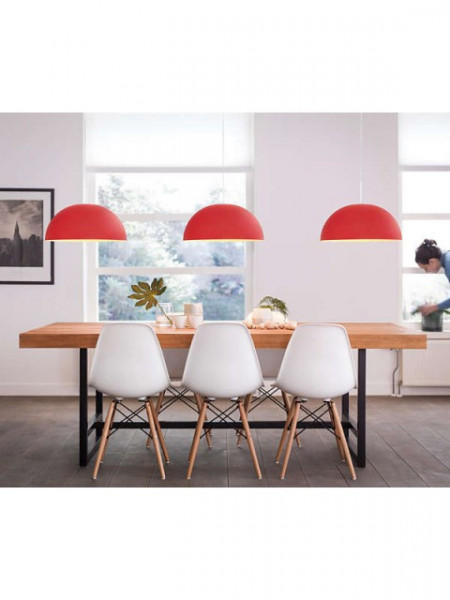 40907/32/16 Philips RYE pendant red LED 8W 800lm