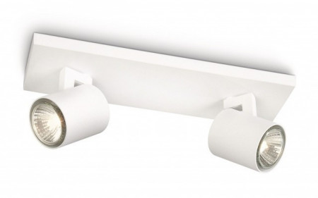 Imagens 53092/31/12 Philips myLiving bar/tube white 2xGU10 230V