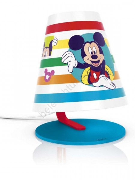 Imagens 71764/30/16 Philips Table Lamp DISNEY MICKEY MOUSE LED 3W 270lm