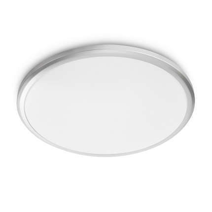 Imagens 31814/87/17 Philips Ceiling light Twirly grey Ø 290mm LED 12W 1400lm 4000K