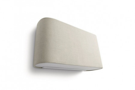 Imagens 33200/87/16 Philips Velour wall lamp grey E27 23W 1430lm
