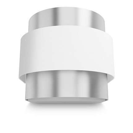 Imagens 33515/31/16 Philips Drava wall lamp white LED 1x6W 600lm