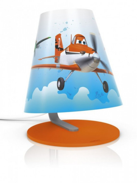Imagens 71764/30/16 Philips Table Lamp DISNEY Planes LED 3W 270lm