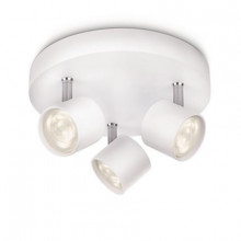 56243/31/16 Philips LED spot Light white 3x230lm 3x4W