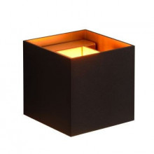 09217/04/31 Lucide XIO Cubo BR LED G9 4W 380lm Dimável 2700K IP20