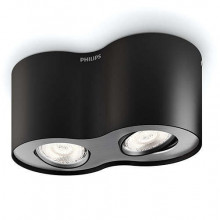 53302/31/16 Philips Phase white 2x4.5W 1000lm Dimável