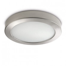 30822/17/16 Philips Octagon ceiling lamp nickel 2x12W 230V - 2X12 W-230 V/E14(PLCE)12 W