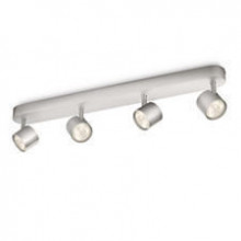 56244/48/16 Philips PROMO bar/tube LED aluminium 4x4W SELV