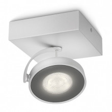 53170/48/16 CLOCKWORK SPOT LED aluminium 4,5W 500lm DIMÁVEL