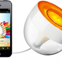 71999/60/PH Philips HUE LivingColors IRIS Clear