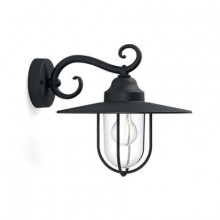 16270/30/PN Philips myGarden Wall light Pasture black