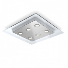 40927/60/16 Philips MATRIX alumínio LED 6x4,5W 3000lm Dimável