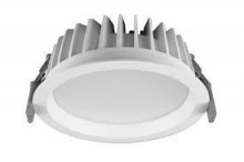 LEDVANCE Downlight LED Ø furo 150mm 14W 1360lm 95º 30.000h IP20