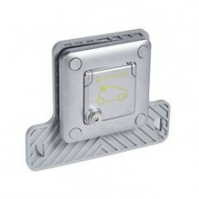 077857 GREEN UP ACCESS TOMADA ENCASTRAR C/ CHAVE 3,7kW