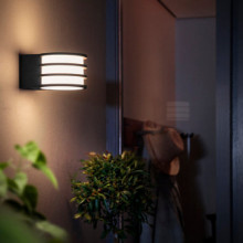 1740193P0 Philips HUE LUCCA Antracite LED E27 9,5 W 806lm 2700K IP44 A+