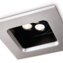 57971/48/16 SMARTSPOT Grey LED 7,5W 350lm Dim. 2700K IP23