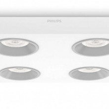 31214/31/16 Philips QUINE LED 4x4,5W 2000lm Dimável