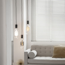 SUNDSVALL LED Fusion Tube clear/gold