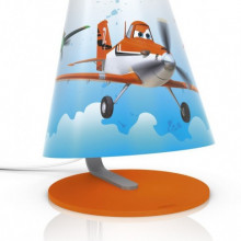 71764/30/16 Philips Table Lamp DISNEY Planes LED 3W 270lm