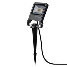 ENDURA GARDEN FLOOD SPIKE LED 10W OU 20W 120º 3000K IP65