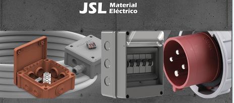 JSL - Material elétrico e ITED