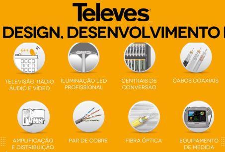 Televes - Receção e Distribuição
