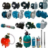Water pumps and accessories