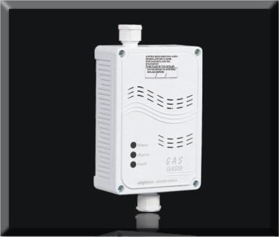 Detector de g s natural aut nomo for Detector de gas natural