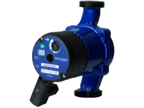 415023 Electrobomba circuladora de aguas quentes AC SimFlex 25-60C PRATE