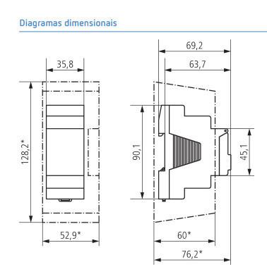 INTERRUPTOR HORARIO DIGITAL 1CAN 56M TR610 top3 E