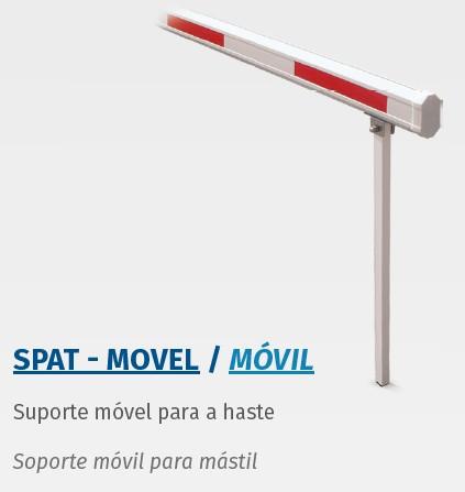 MOTORLINE SPAT - MOVEL Acessórios para barreiras