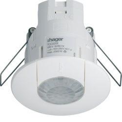 TCC520E - Det. pres. 360º ON/OFF KNX encastrar HAGER EAN:3250617579407