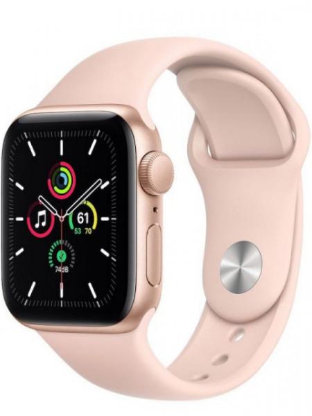 Watch Apple Watch Series 6 GPS 40mm Gold Aluminum Case with Sport Band - Pink Sand EU