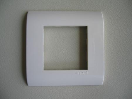 75032 - Espelho Simples MOSAIC Branco LEGRAND