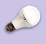 Lâmpada LED E27 5W GLOBO SMD 6000K