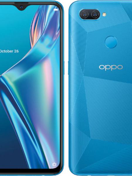 Oppo A12 Dual Sim 4GB RAM 64GB - Blue EU