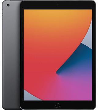 Tablet Apple iPad 10.2 (2020) 128GB WiFi - Grey DE