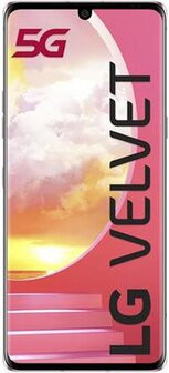 LG Velvet 5G 128GB - Sunset EU