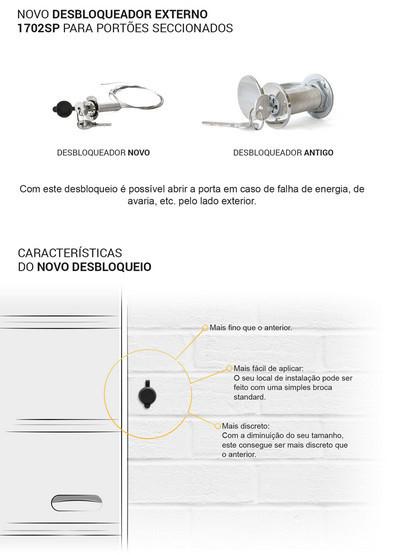 MOTORLINE DESBLOQUEADOR 1702SP ROSSO EVO (ACESSÓRIOS)