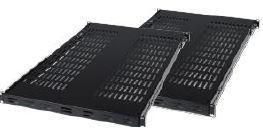 ODAFS45 - PRATELEIRA FIXA 300X489MM 1U OMNIUM ELECTRIC