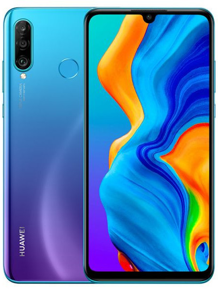 Huawei P30 Lite New Edition Dual Sim 6GB RAM 256GB - Blue EU