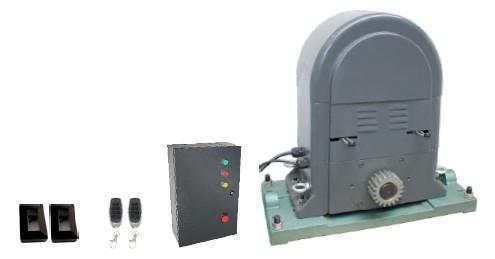Kit Portas de correr até 5000Kg SCOR5000 AUTOMAT EASY