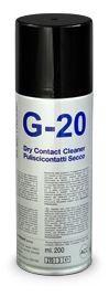 NR925-7332 SPRAY DE LIMPEZA DE CONTACTOS A SECO (200 ML) G-20
