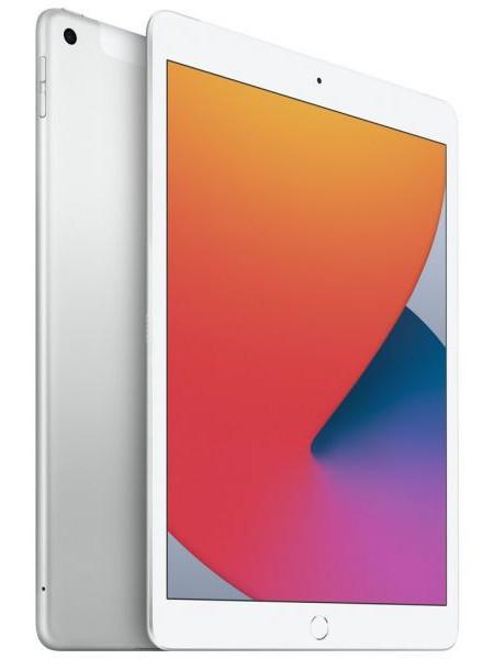 Tablet Apple iPad 10.2 (2020) 128GB LTE - Silver DE