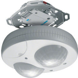 TX510 - Det. presença 360º ON/OFF KNX saliente HAGER EAN:3250616045101